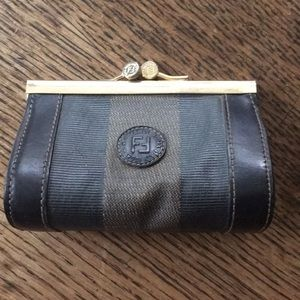 Vintage Fendi Change Purse